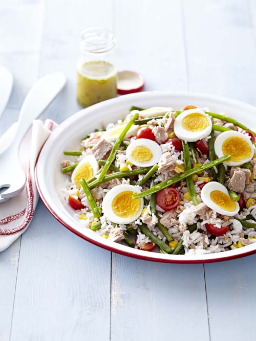 Salade De Riz Au Thon Colruyt