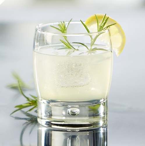 Recette pour Vodka citron au romarin | Colruyt En Cuisine