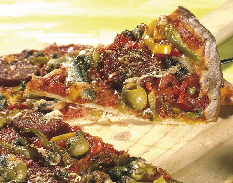 Pizza espressa