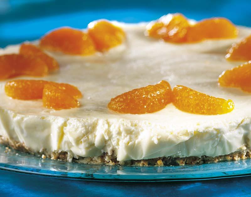 Gâteau aux mandarines