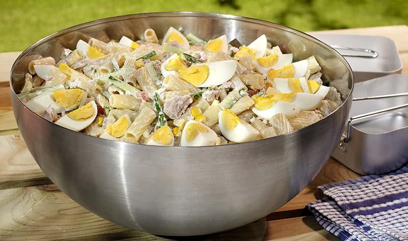 Bedwelming Koude pasta-tonijnsalade   Colruyt @AI58