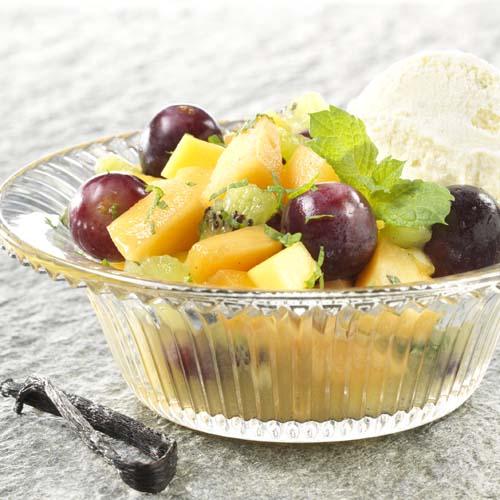 Salade de fruits tropicale