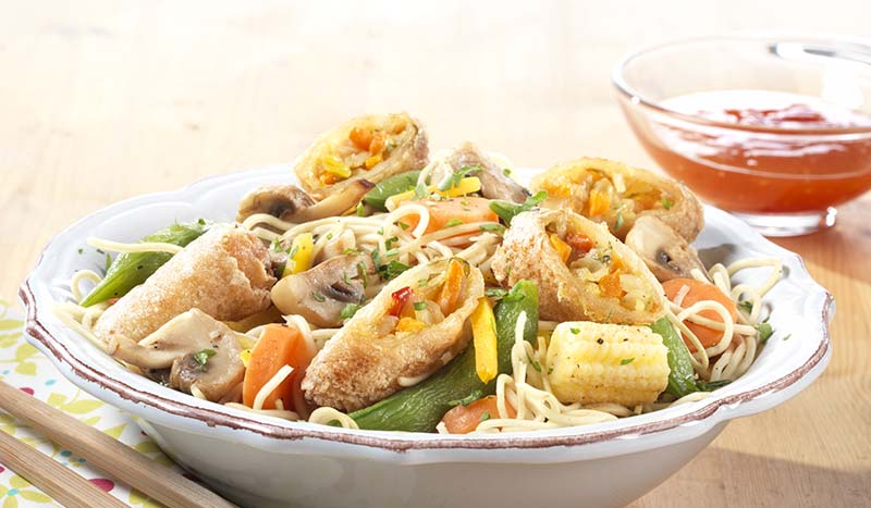 Vietnamese wok