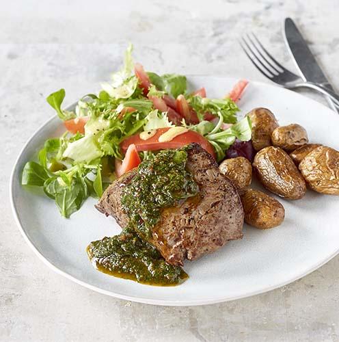 Steak a