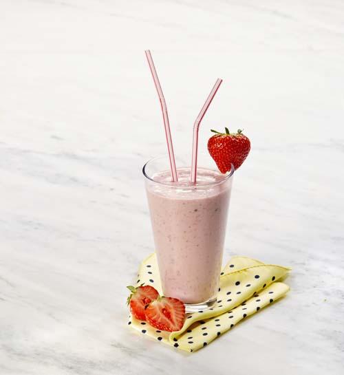 rode vruchten smoothie recept
