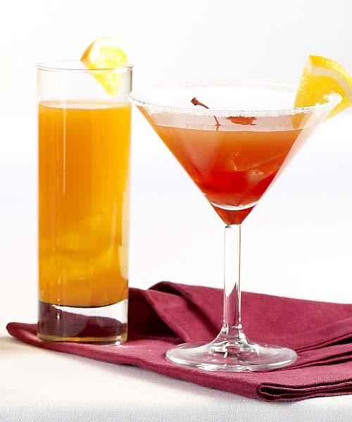 Mocktail exotique