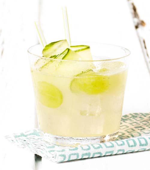 Brazilian cocktail