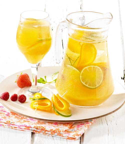Cavapunch met citrus