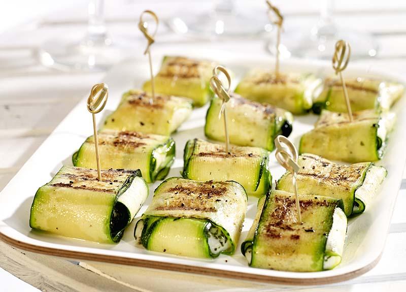 vegetarisch buffet recepten