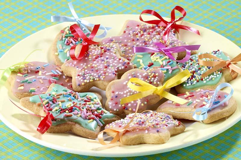 Biscuits créatifs