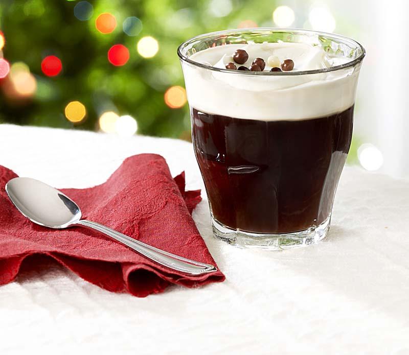 Italiaanse koffie met een twist